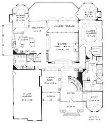 starnes house plan luxury estate blueprints floor plan home