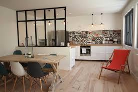 enduit pour cuisine plan de interieur maison contemporaine moderne pour enduit mural