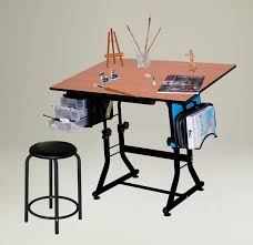 Ashley Creative Hobby Table With Stool