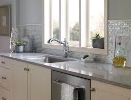 delta classic single handle standard kitchen faucet in chrome
