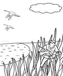 going on a bear hunt coloring pages hunting coloring pages virtren com