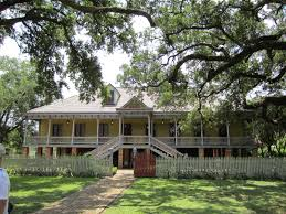 Plantation Style House by Laura Plantation In Vacherie La Built 1805 Antebellum Homes