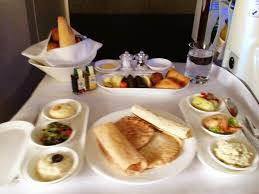 fly cuisines if you re used to economy flight food you won t believe these 5