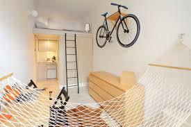 tiny 140 square foot studio apartment offers efficient urban