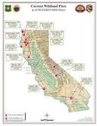 California Wildfires Map California Fire Map Images Reverse Search