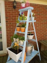 plant stand garden shelving fornts creative ways tont vertical