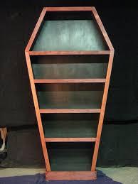 coffin bookshelf diy coffin from a pallet coffin bookshelf barbara s oldzkool