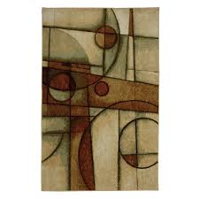 Neutral Area Rugs Mohawk Home Mythology Neutral 5 Ft X 7 Ft Area Rug 481100 The