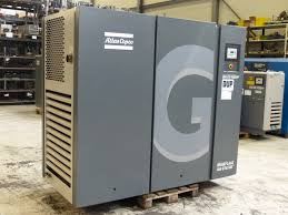 atlas copco ga 75 air compressor image information