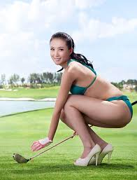 look great with stylish women golf clothes and play better