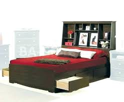 twin bed with drawers and bookcase headboard storage bed with bookcase headboard best beds with bookcase