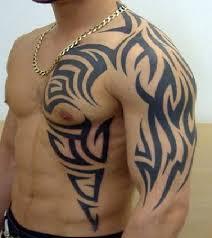 men stone tribal tattoo tattoos men rib cage tattoos rib tattoos