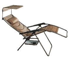 Xl Gravity Free Recliner Westfield Xl Gravity Free Recliner With Canopy U0026 Padded Lumbar