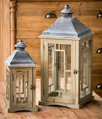 lantern set farmhouse inspired gifts for the home popsugar
