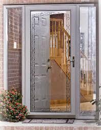 Pella Retractable Screen Door Door Interesting Sliding Door Design With Larson Screen Doors