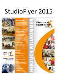 Achim Baden Studio Flyer Fit In Achim