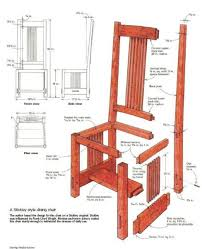 Wooden Chair Plans Free Download by Free Wood Stove Plans