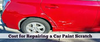 how much does it cost to fix a brake light the average cost for repairing a car paint scratch