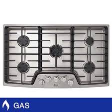 Clean Stainless Steel Cooktop Cooktops Costco