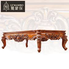 antique marble coffee table american furniture european solid wood carving coffee table tea