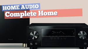 pioneer 5 1 surround sound home theater system complete home theater systems home audio best sellers youtube