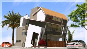 mix collection ofhome elevations and interiors kerala home