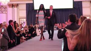police commissioner in big sister fashion show youtube