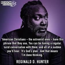 Reginald Meme - reginald d hunter meme reason revolution
