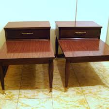 Mersman End Table Shop Mid Century End Tables Pair On Wanelo