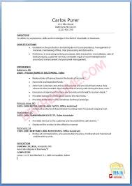 teller resume exle bank headller resume sle entry level best exles no experience