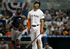 giancarlo stanton marlins jpg does giancarlo stanton s huge contract make him untradeable fish