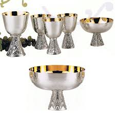 communion sets communion set by artistic silver from henninger s religious goods in