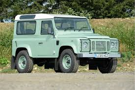 Rowan Atkinson U0027s Land Rover Defender For Sale Honest John