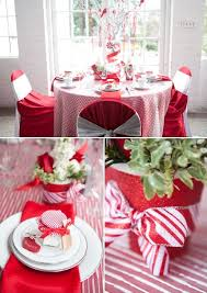 holiday table decor ideas on any budget