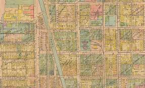 Map Indianapolis Hi Mailbag The Henderson Motor Car Company Historic