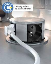 prise escamotable cuisine prise electrique encastrable captivant prise electrique encastrable