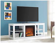 Led Fireplace Heater by White Electric Fireplace Ebay