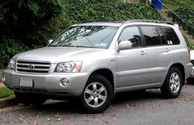 lexus suv 2001 2001 toyota highlander specs and photos strongauto