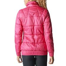 adidas performance womens padded lightweight winter jacket coat 8