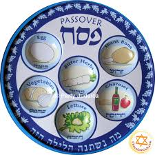passover seder supplies seder plates bl each