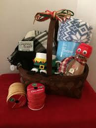 themed basket real girl s realm cozy themed gift basket