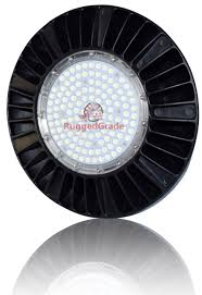 Led High Bay Light 100 Watt Led High Bay Ufo Light 13 000 Lumen 5000k Dlc
