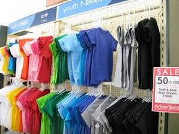 hobby lobby children s t shirts for 1 50 adults t shirts for