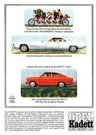 si e auto b opel kadett b 1967 das wirtschaftliche sport coupé cars