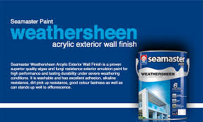 the leading wall paint brand in malaysia seamaster paint