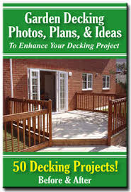 Decking Ideas For Sloping Garden Decking Photos Plans And Ideas Topdeck Uk