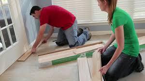 flooring lifeproof vinyl video diy