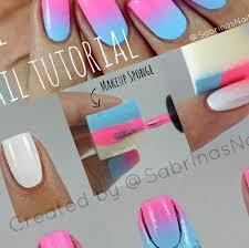 nail art sponge designs u0026 top 33 styles in pictures picsrelevant