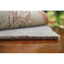 How Big Should A Rug Pad Be Amazon Com Duo Lock Reversible Felt And Rubber Non Slip Rug Pad