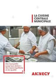 cuisine a domicile reglementation la cuisine centrale de la restauration municipale site officiel